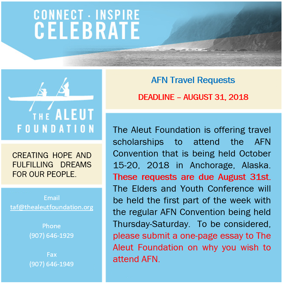 AFN Travel Requests
